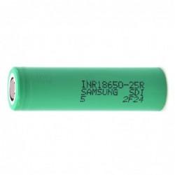 25R  2500 mAh 18650 INR -...